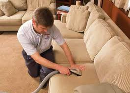 Getting a service for upholstery steam clean